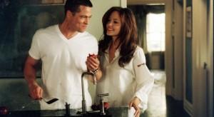"""Angelina Jolie y Brad Pitt no trabajaban juntos desde """"El Sr. y la Sra. Smith"""", de Doug Liman"""
