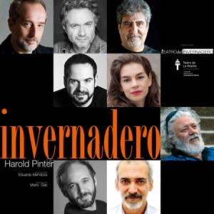 Invernadero estará en Madrid del 26 de febrero al 29 de marzo de 2015
