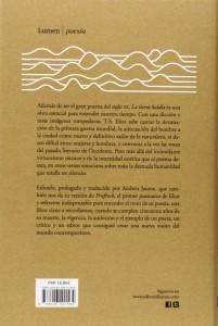 """T. S. Eliot marcó el puso de la poesía contemporánea con """"La tierra baldía"""""""