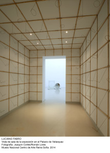Luciano Fabro y sus series marcaron un imaginativo lugar lleno de reflexión e integración/ Photo Credits: MNCARS