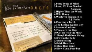 Van Morrison reúne a 16 famosos artistas para el disco número 35 de su carrera