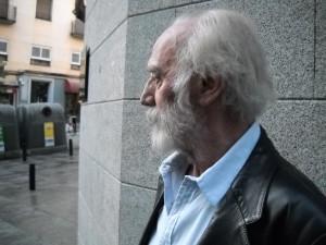 Javier Krahe piensa que la aparición de Podemos en el marco político español es un fenómeno necesario/ Photo Credits: Jesús Martín