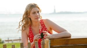 La rubia Greta Gerwig es quien da vida a la Maggie del título