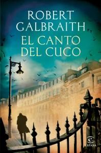 """Robert Galbraith vino al mundo con la publicación de """"El canto del cuco"""""""