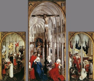 Rogier van der Weyden logró la admiración de las casas nobiliarias más importantes entre los siglos XIV y XV