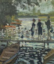 La exhibición de la National Gallery se compone de 85 de las piezas que apadrinó Paul Durand-Ruel