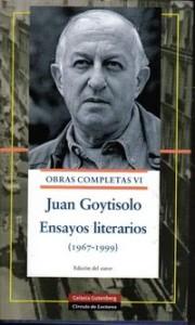 Juan Goytisolo es uno de los autores más reconocidos en la actualidad