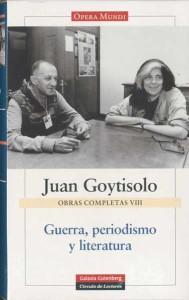Juan Goytisolo toma el testigo en el Cervantes de Elena Poniatowska