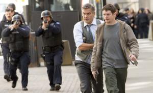 George Clooney encabeza el elenco de una película sobre las ruinas interesadas