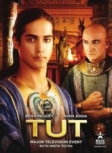 King Tut es una ficción cuyo guion se apoya en los datos ofrecidos por los historiadores