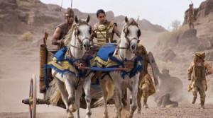King Tut muestra la espectacularidad habitual asociada a las producciones sobre el Antiguo Egipto