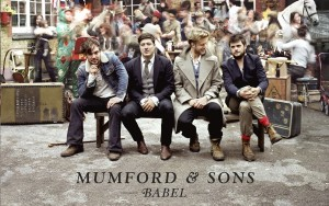 "Mumford and Sons han sustituido al productor de ""Babel"", Markus Dravs, por el músico James Ford"