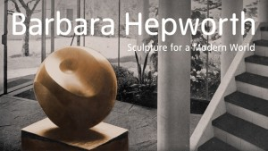 Barbara Hepworth es uno de los nombres más relevantes de la escultura en Reino Unido, junto a su amigo Henry Moore