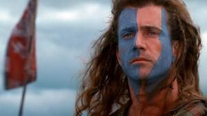 """Mel Gibson intenta recuperar parte del prestigio que obtuvo con """"Braveheart"""""""