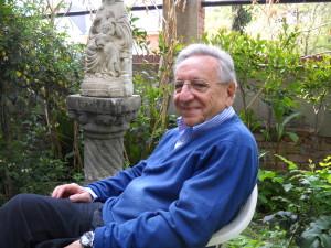 """Pedro Miguel Lamet: """"Pablo fundó el Cristianismo de una forma práctica y real""""/ Photo Credits: Jesús Martín"""