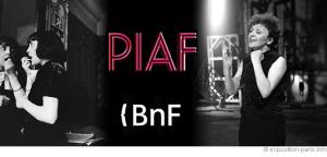 La actriz Marion Cotillard (que interpretó a Édith Piaf en la película La vida en rosa) fue una de las invitadas a la inauguración de la muestra