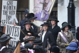 """Meryl Streep encabeza el reparto de la película """"Suffragette"""""""