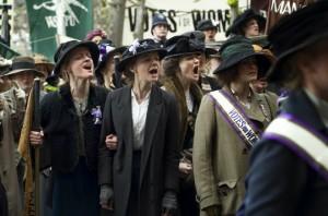 """La historia de """"Suffragette"""" sigue los pasos que antecedieron a la concesión del voto a las mujeres en  Gran Bretaña"""