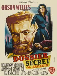 """El rodaje de """"Mr. Arkadin"""" (1955) fue una odisea que exasperó a los productores"""
