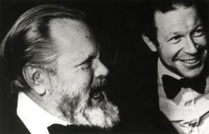 Orson Welles dio rienda suelta a sus pensamientos en sus almuerzos con Henry Jaglom