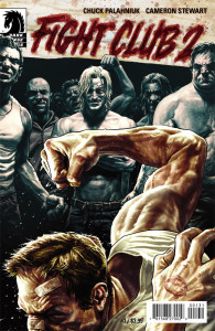 "Chuck Palahniuk ha editado ""Fight Club 2"" con el apoyo de Dark Horse"