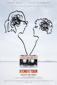 """The End Of The Tour"" comenzará su periplo en las salas estadounidenses el 31 de julio de 2015"
