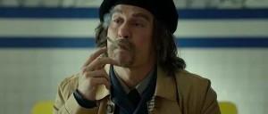 Johnny Depp encarna al peculiar y psicodélico experto en ocultismo Guy Lapointe
