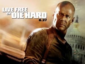 Bruce Willis ha esperado hasta cumplir los sesenta años para subirse a un escenario como profesional