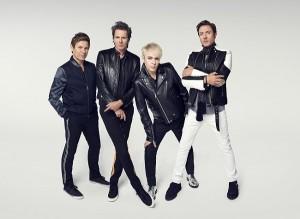 Duran Duran han limado sus temas con la producción de Mr. Hudson, Nile Rodgers y Mark Robson