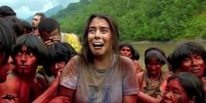 Eli Roth sometió a la actriz Lorenza Izzo (en la foto) a un rodaje especialmente duro y arriesgado