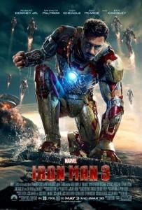 """El director y guionista Shane Black estrenó hace poco """"Iron Man 3"""""""