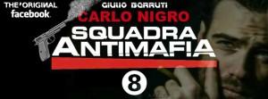 Squadra Antimafia comenzó el rodaje de la octava temporada el pasado mes de septiembre/ Photo Credits: http://www.facebook.com/CarloNigroSquadraAntimafia8