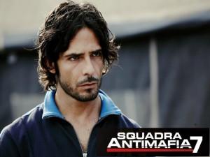 Squadra Antimafia perderá a Domenico Calcaterra (Marco Bocci, en la foto) al finalizar la séptima entrega