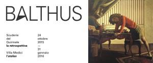 La exhibición de Balthus ha sido montada en la espectacular Villa Medici