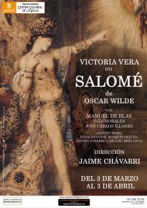 Victoria Vera derrocha erotismo y sensibilidad en su encarnación de la peligrosa Salomé