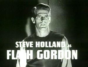 Steve Holland (en la foto) cambió el género del western por Flash Gordon