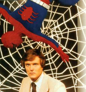 Nicholas Hammond (en la foto) fue el primer Hombre Araña