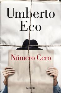 """Umberto Eco publicó """"Número cero"""" en 2015"""