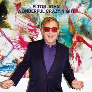 """Elton John despliega optimismo popero a lo largo de los diez temas que componen """"Wonderful Crazy Night"""""""