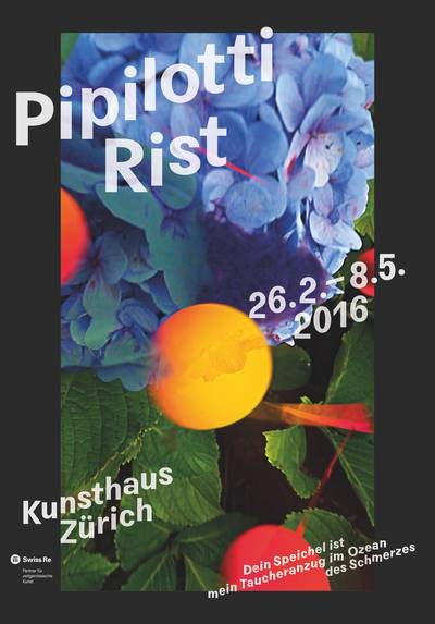 Pipilotti Rist conquista la Kunsthaus con obras que van de 1986 a la actualidad