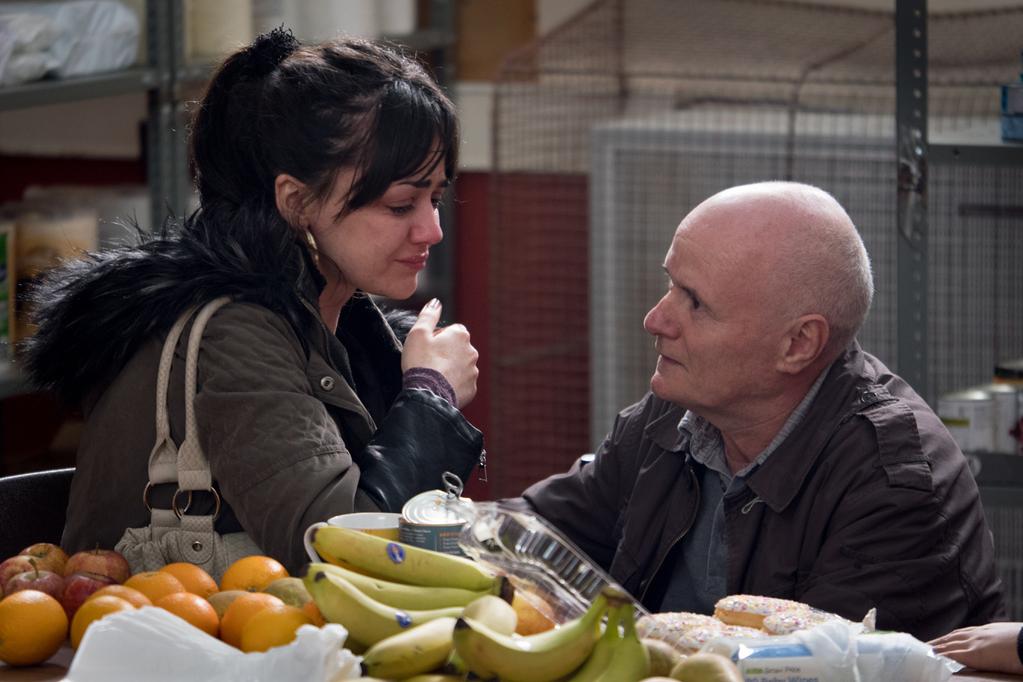 Dave Johns realiza una brillante interpretación como Daniel, el obrero que se siente desamparado por la Seguridad Social de Reino Unido
