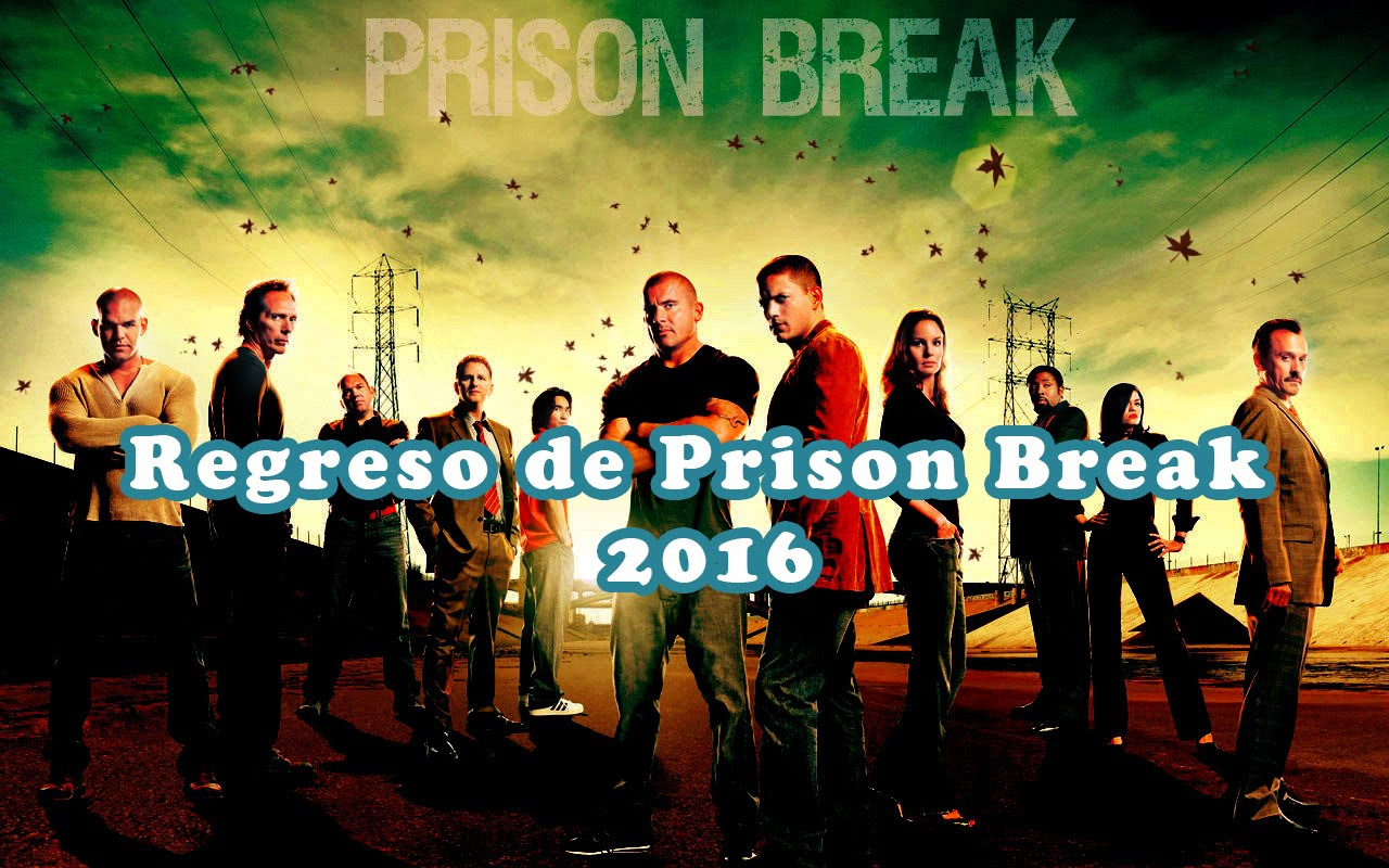 Prison Break resucita a Michael Scofield - THE LIVING CULTURE MAGAZINE