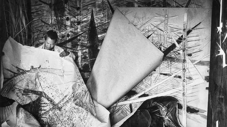 Wilfredo Lam (en la foto) siempre fue un espíritu libre, ajeno a las identificaciones con algún movimiento en concreto