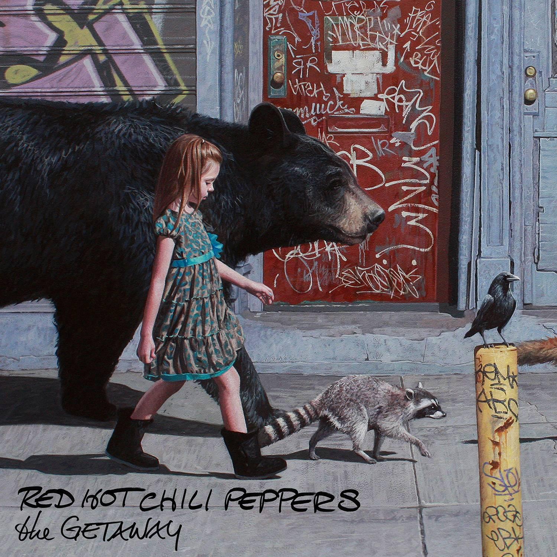 Red Hot Chili Peppers han confiado la portada del disco a Kevin Peterson