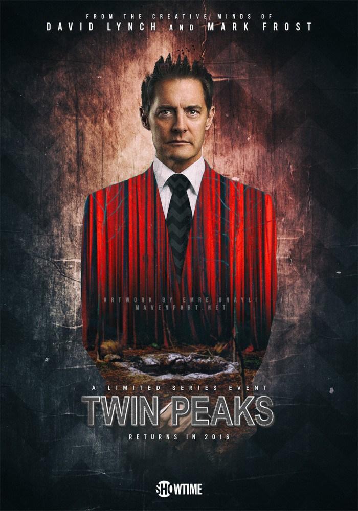 Twin Peaks recupera a gran parte del casting que colaboró en la producción de 1991