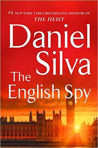 "Daniel Silva trató una amenaza contra la familia real británica en ""El espía inglés"""
