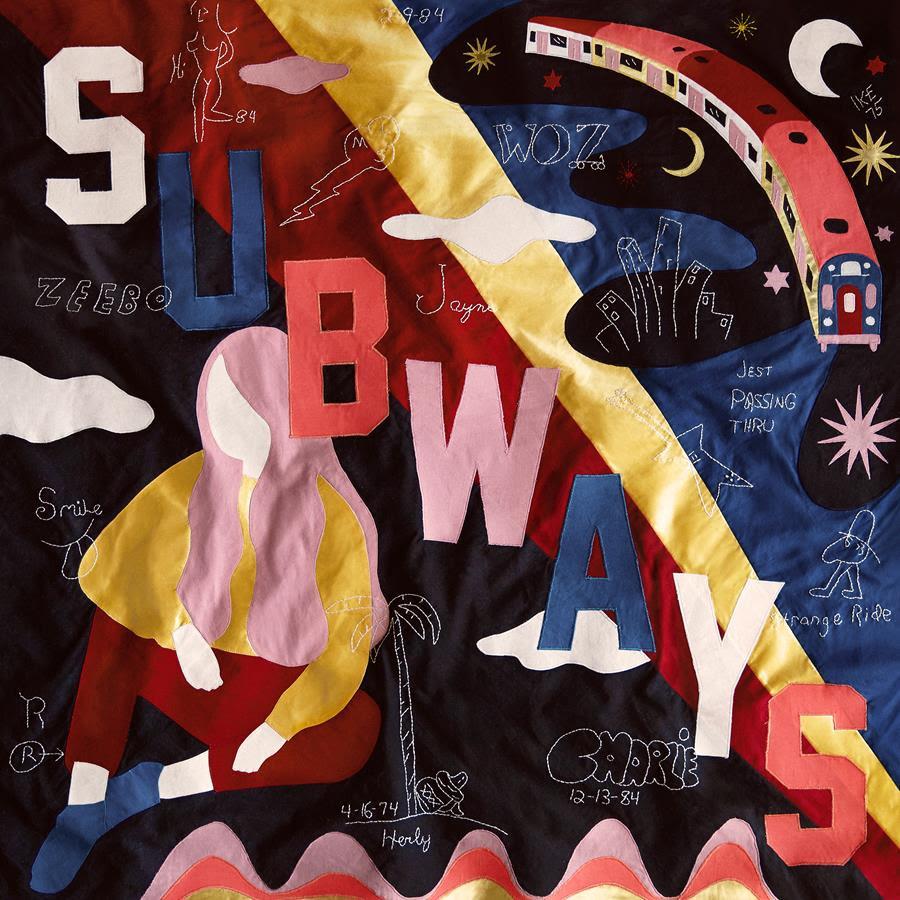 """The Avalanches logran con """"Subways"""" uno de los mejores momentos del álbum"""