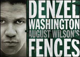 """Denzel Washington dirige su tercer filme con la ventaja de conocer muy a fondo la historia de """"Fences"""" como actor"""