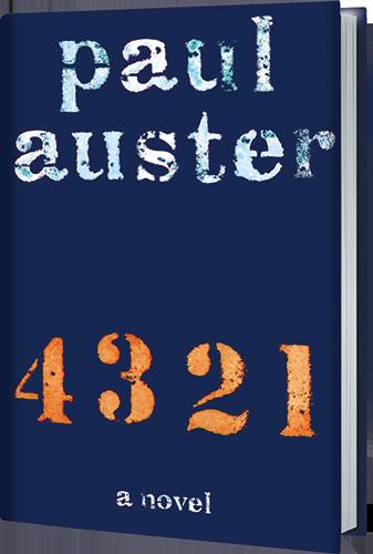 Paul Auster concibe la narración como un juego de espejos a cuatro bandas