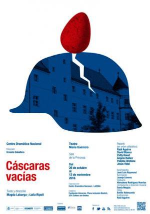 El CDN ha albergado las pesadillas ocurridas en el castillo de Hartheim en el Teatro María Guerrero